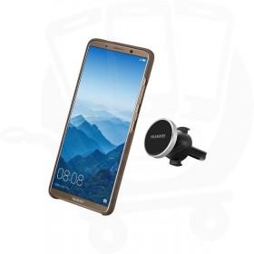 Official Huawei Mate 10 Brown Pro Car Kit CF80 & Case - 55030081