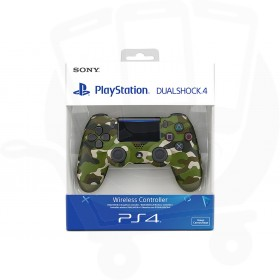 Sony PlayStation Dualshock 4 V2 Controller - Green Camouflage