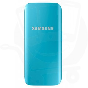 Official Samsung EB-PJ200 2100mah Fast In / Out Emergency Battery Pack - Blue