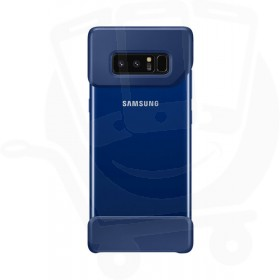 Official Samsung Galaxy Note 8 Deep Blue Two Piece Cover - EF-MN950CNEGWW