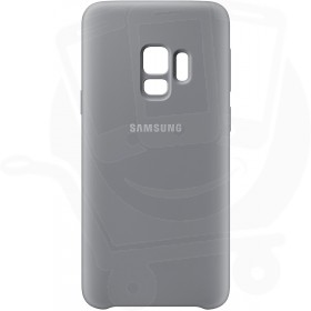 Official Samsung Galaxy S9 Grey Silicone Cover / Case - EF-PG960TJEGWW