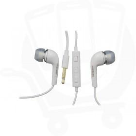 Genuine Samsung EHS64AVFWE White Stereo Headset - S3, S4, S5, S6