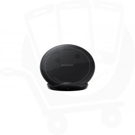 Official Samsung EP-N5105TBEGWW Black Qi Wireless Charger Pad with Mains Charger - UK