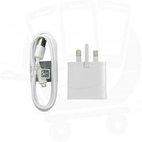 Official Samsung EP-TA12UWEUG Micro USB 2 Amp UK Mains Charger - S6, S6 Edge, S7, S7 Edge, Note 4