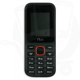 Nuu Mobile F2 Candybar Dual Sim 2G Sim Free / Unlocked Mobile Phone - Red