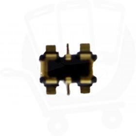 Genuine Sony D6502, D6503 Xperia Z2 BTB Connector Plug 4P HIROSE - 1264-8491