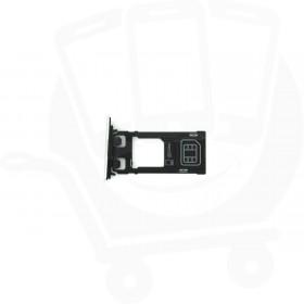 Genuine Sony Xperia XZ F8331 Silver Sim Tray - 1304-9104