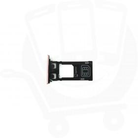 Genuine Sony Xperia XZ F8331 Pink Sim Tray - 1304-9105