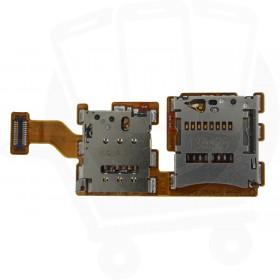 Genuine HTC A9 Sim & SD Memory Card Reader - 51H20749-00M