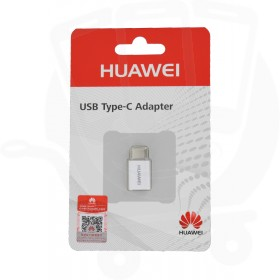 Official Huawei / Honor AP52 Micro USB to Type C Adapter