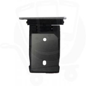 Genuine HTC A9 Plasticopal Silver Sim Card Tray - 74H03076-02M