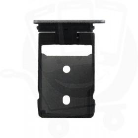 Genuine HTC A9 Plasticopal Silver SD Memory Card Tray - 74H03077-02M
