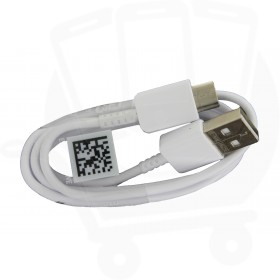 Genuine Samsung EP-DG950 White Type C Data Cable - A3 2017, A5 2017, S8, S8+, Tab S3 9.7""