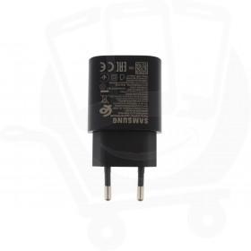 Genuine Samsung Galaxy A70 SM-A705 EP-TA800 Black Charging Adapter - GH44-03053A