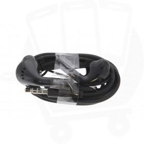 Genuine Samsung Galaxy A20e, A40, A41, A50 Black 3.5MM Earphones / Headset - GH59-15063A