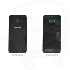 Genuine Samsung Galaxy S7 Edge G935 Black Battery Cover & Adhesive - GH82-11346A