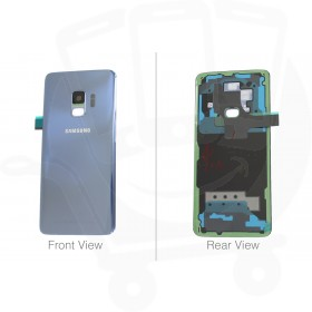 Genuine Samsung Galaxy S9 SM-G960 Coral Blue Rear / Battery Cover - GH82-15865D