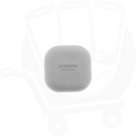 Official Samsung SM-R180 Galaxy Buds Live (2020) White Charging Case / Dock - GH82-23543B