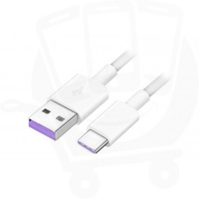 Official Huawei  / Honor Type C Fast (5A) 3.1 USB Data Cable - White