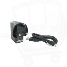 Genuine Huawei HW-050055B1W Black USB Mains Adapter & Data Lead - Micro USB