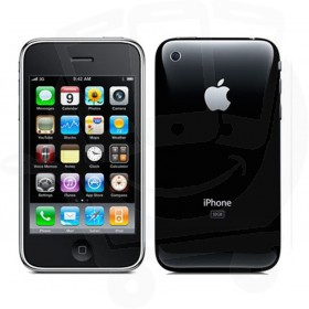 Apple iPhone 3GS 8GB Black Sim Free / Unlocked Mobile Phone - B-Grade