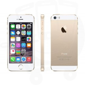 Apple iPhone 5S 16GB Gold Sim Free / Unlocked Mobile Phone - C-Grade