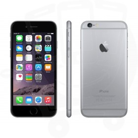 Apple iPhone 6 128GB Grey Sim Free / Unlocked Mobile Phone - A-Grade