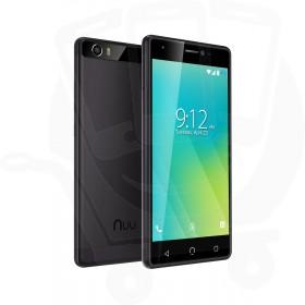 Nuu Mobile M2 Android™ 16GB Dual Sim 4G Sim Free / Unlocked Mobile Phone - Black