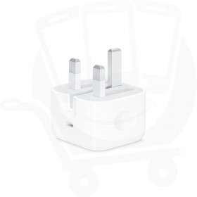 Official Apple 18W USB-C Power Adapter A1696 - MU7W2B/A