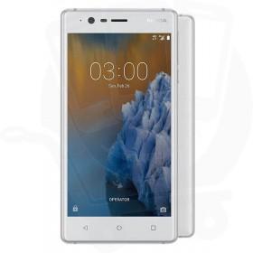 Nokia 3 Silver White Sim Free / Unlocked Mobile Phone