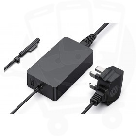Official Microsoft Surface DAJ-00005 Laptop UK Adapter Charger 65W