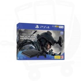 Sony PlayStation 4 Slim 500GB Console With Call of Duty®: Modern Warfare®