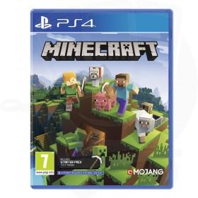 Minecraft Bedrock Sony PlayStation 4 Game