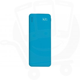 Official Kit Fresh Blue 3,000 mAh Power Bank  - PWRFRESH3BL