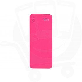 Official Kit Fresh Pink 3,000 mAh Power Bank  - PWRFRESH3PI