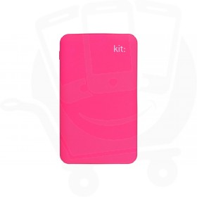 Official Kit Fresh Pink 6,000 mAh Power Bank  - PWRFRESH6PI