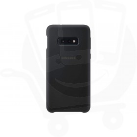 Official Samsung Galaxy S10e Black Silicone Cover / Case - EF-PG970TBEGWW