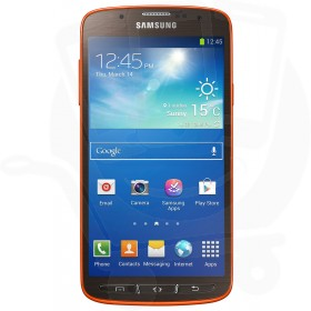 Samsung Galaxy S4 Active I9295 Orange Flare Sim Free / Unlocked Mobile Phone - A-Grade