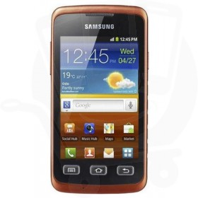 Samsung S5690 Galaxy Xcover Black Orange Sim Free / Unlocked Mobile Phone - A-Grade