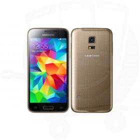 Samsung Galaxy S5 Mini G800 Gold Sim Free / Unlocked Mobile Phone - A-Grade