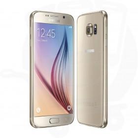 Samsung Galaxy S6 G920 32GB Gold Sim Free / Unlocked Mobile Phone - A-Grade