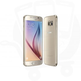 Samsung Galaxy S6 G920 32GB Gold Sim Free / Unlocked Mobile Phone - B- Grade