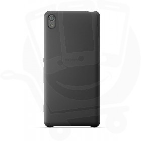 Official Sony SBC26 Black Protective Back Style Cover - Xperia™ XA