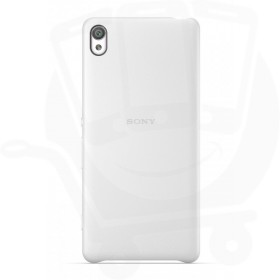 Official Sony SBC26 White Protective Back Style Cover - Xperia™ XA