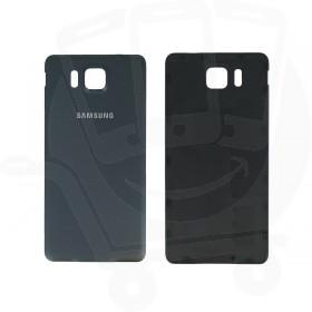 Genuine Samsung G850 Galaxy Alpha Black Battery Cover - GH98-33688A