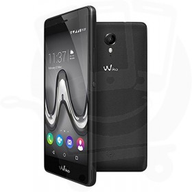 Wiko Tommy Android™ 8GB 4G Sim Free / Unlocked Mobile Phone - Black - A-Grade - EU