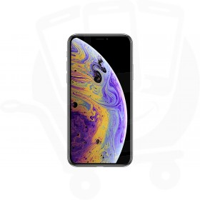 Apple iPhone XS 64GB Silver Sim Free / Unlocked Mobile Phone - Apple Exchange Device
