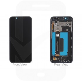 Genuine Nokia 8.1 Blue LCD Screen & Digitizer - 20PNXLW0001
