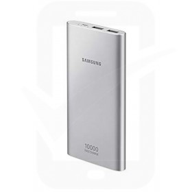 Official Samsung Silver Micro USB 10,000mAh Battery Pack - EB-P1100BSEGWW