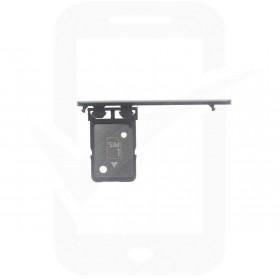 Official Sony Xperia 10 Black Sim Cap Tray - 306J2DE0500 / U50060101
